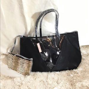 Brand New, Victoria's Secret Tote w/Bonus Bag